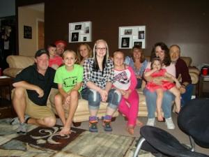 family at jenns